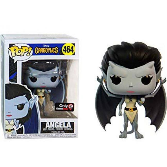 Funko Pop 464 Disney Gargoyles Angela Chase Figure