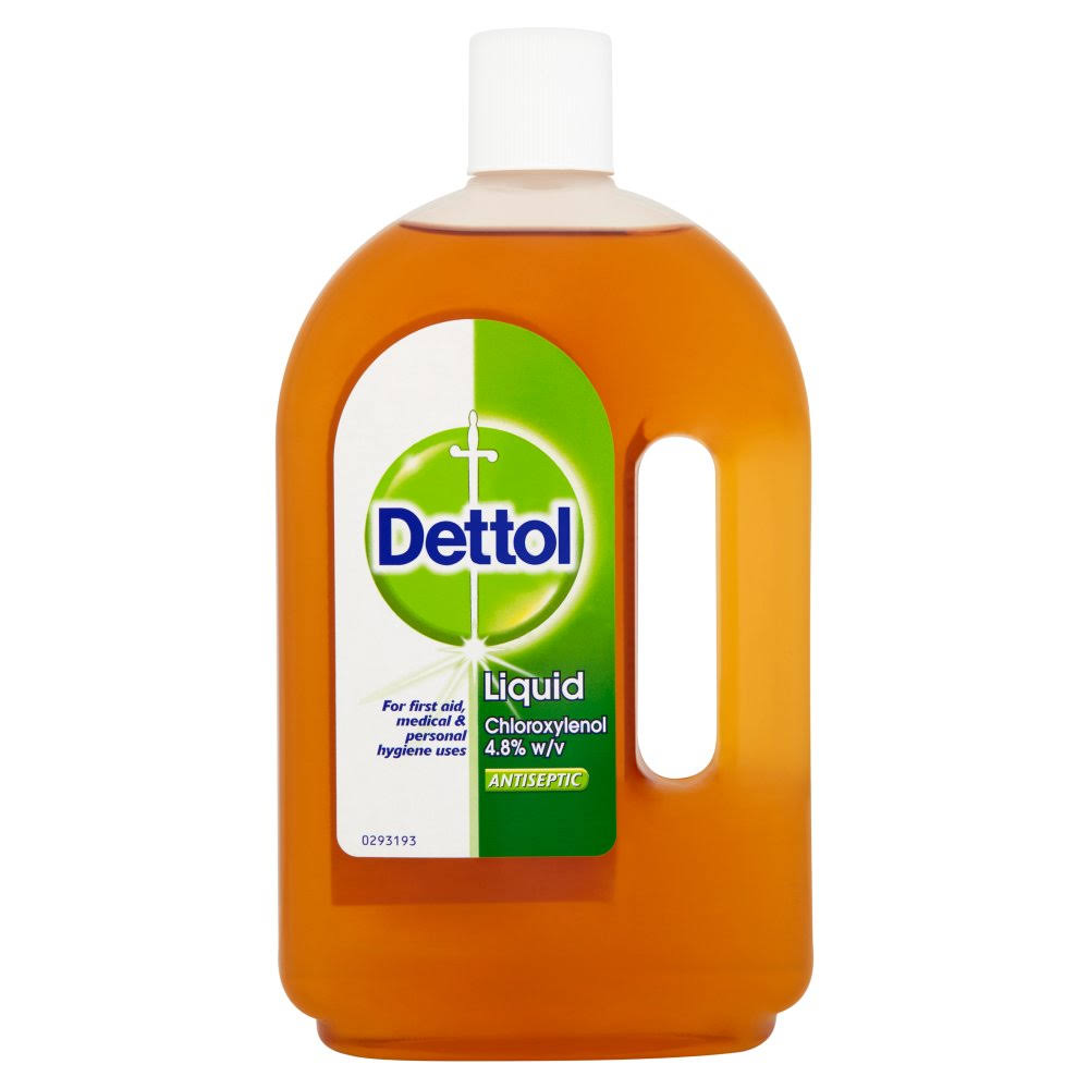 Dettol Liquid - Antiseptic, 750ml
