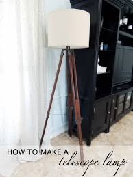 Photographers Tripod Floor Lamp by I Love Lamp Do Or Diy