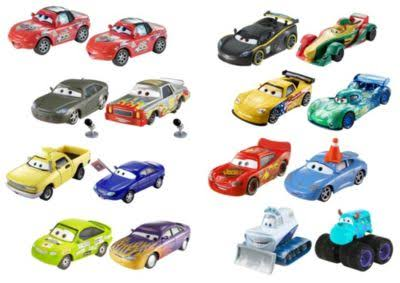 Disney Pack 2 Cars 3 Cars
