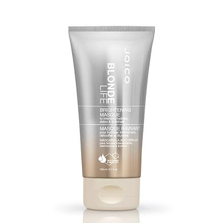 Joico Blonde Life Brightening Hair Masque - for Illuminating Hydration and Softness, 150ml