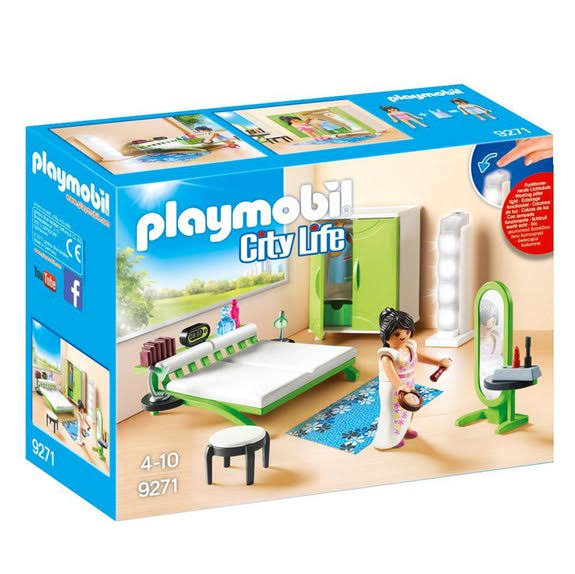 Playmobil Bedroom - City Life 9271
