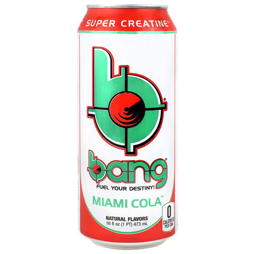 Bang Energy Drink - 16oz, 12pcs