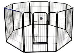Christmas Tree Amazonca by Go Pet Club 40 Inch Heavy Duty Pet Play And Exercise Pen With 8