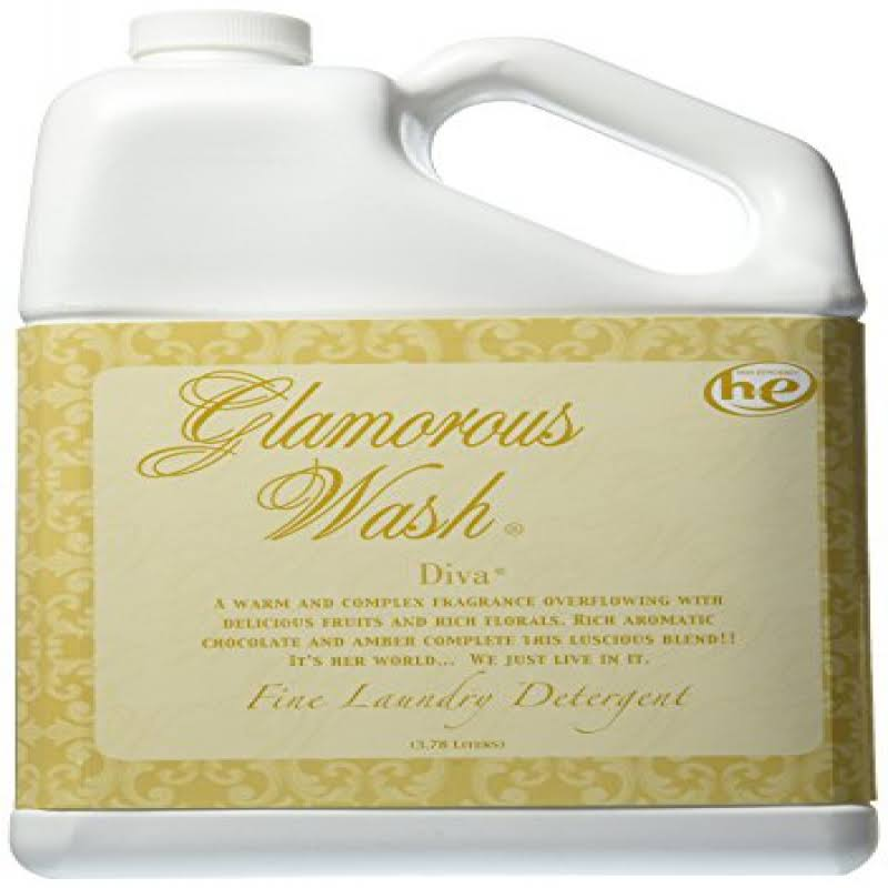 Tyler Glam Wash Laundry Detergent - Diva, 1 Gal