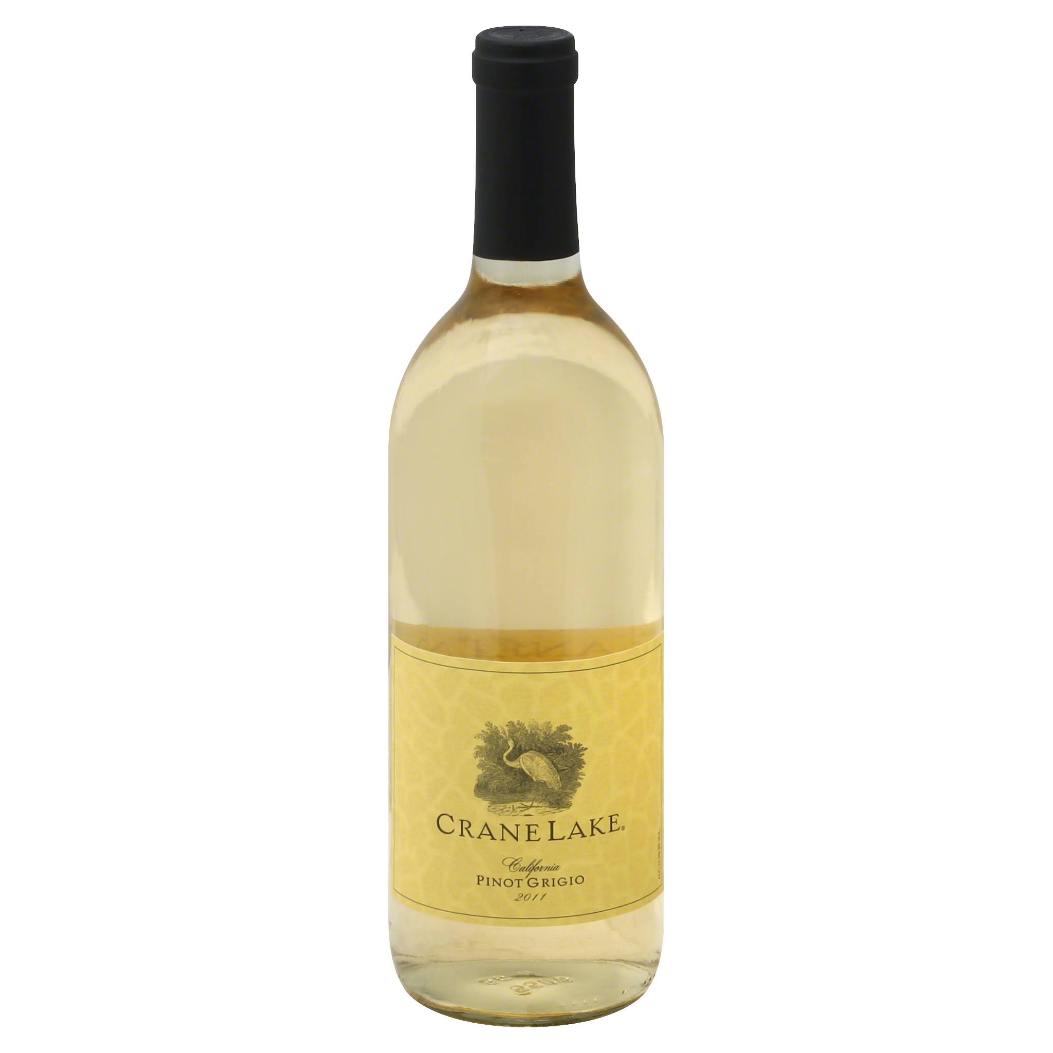 Crane Lake Pinot Grigio, California, 2011 - 750 ml