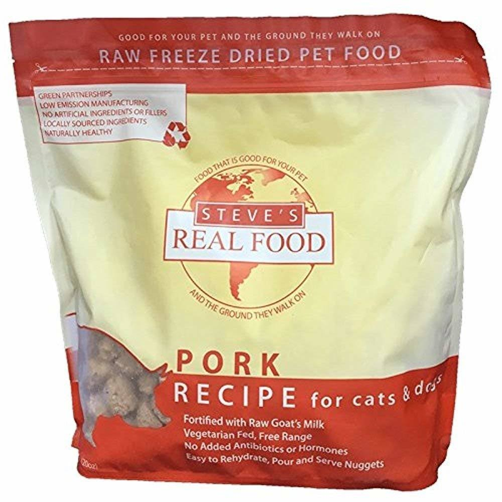 Steve's Real Food Dried Nuggets - Porky Recipe