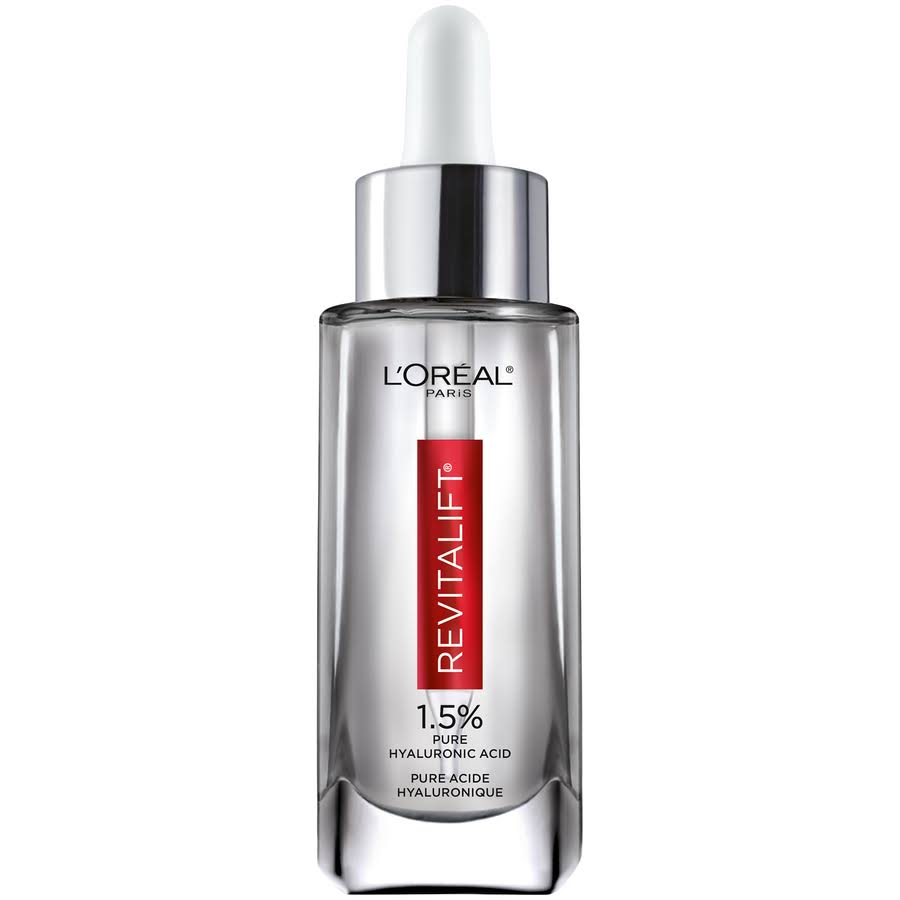 L'Oreal Paris Revitalift Derm Intensives Hyaluronic Acid Facial Serum - 1oz