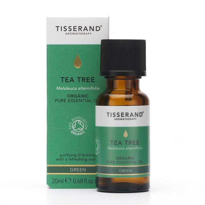 Tisserand - Tea Tree Organic Essential Oil 20ml