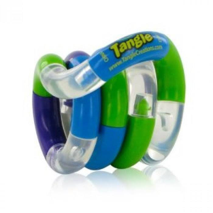 Tangle Jr. Original Fidget Toy - Set of 3