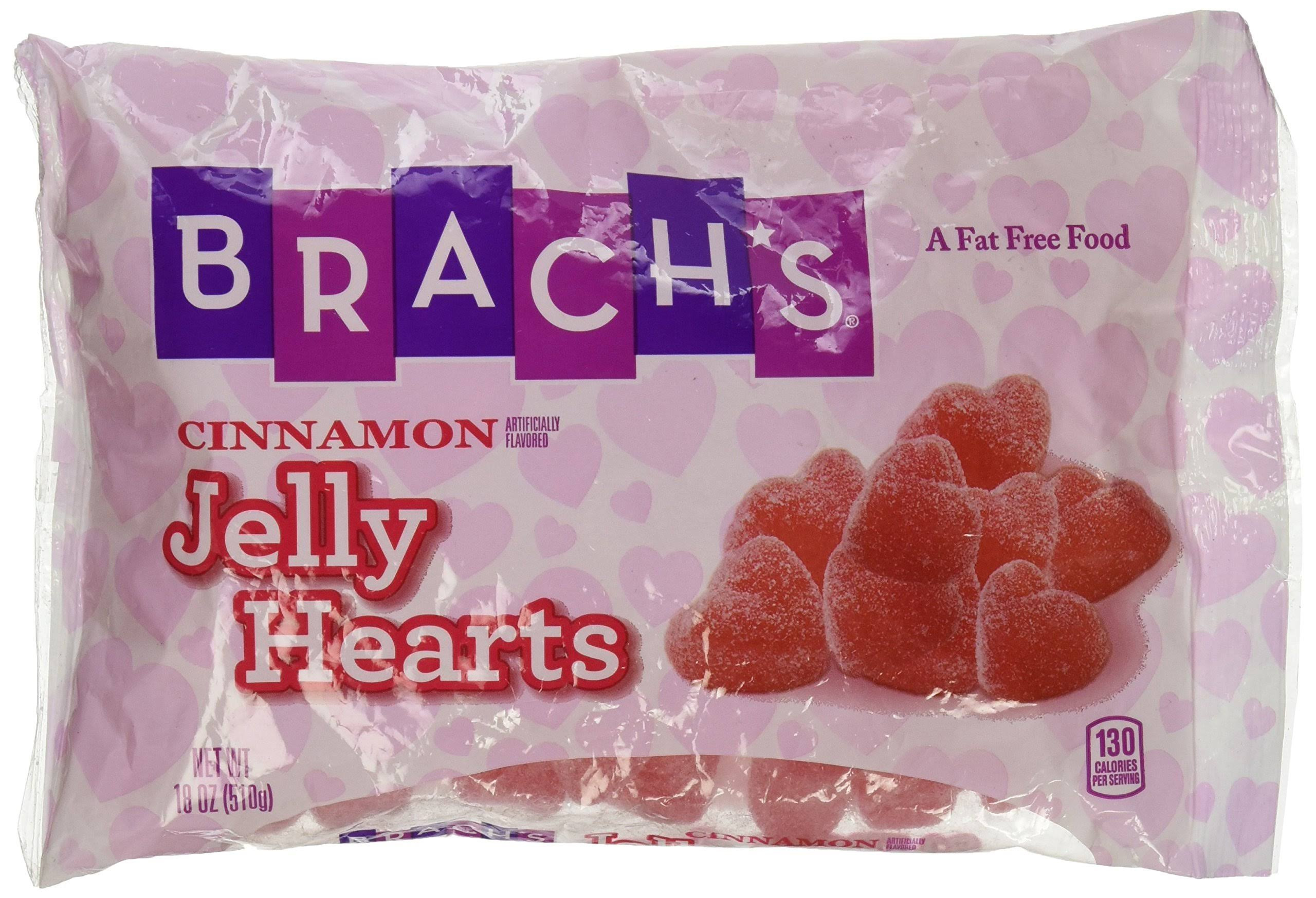 Brach's Cinnamon Jelly Hearts Chewy Candy - 12oz