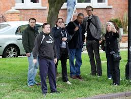 Rickys Halloween Locations by Ricky Gervais Scouting Locations For New Film Zimbio