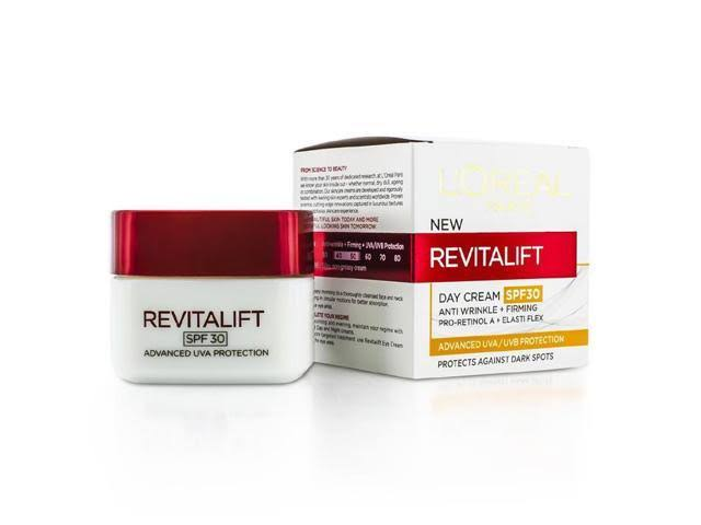 L'Oreal Paris Revitalift Day Cream - SPF30, 50ml