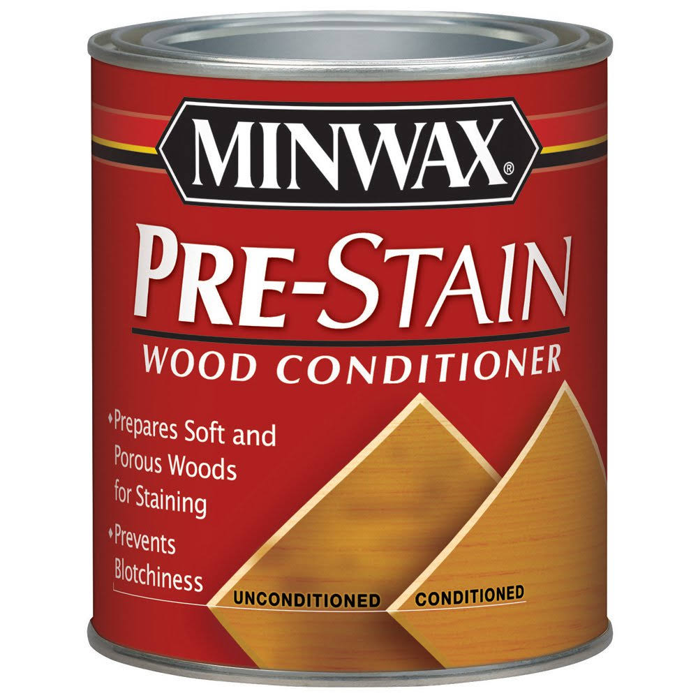 Minwax Pre Stain Wood Conditioner - 1qt