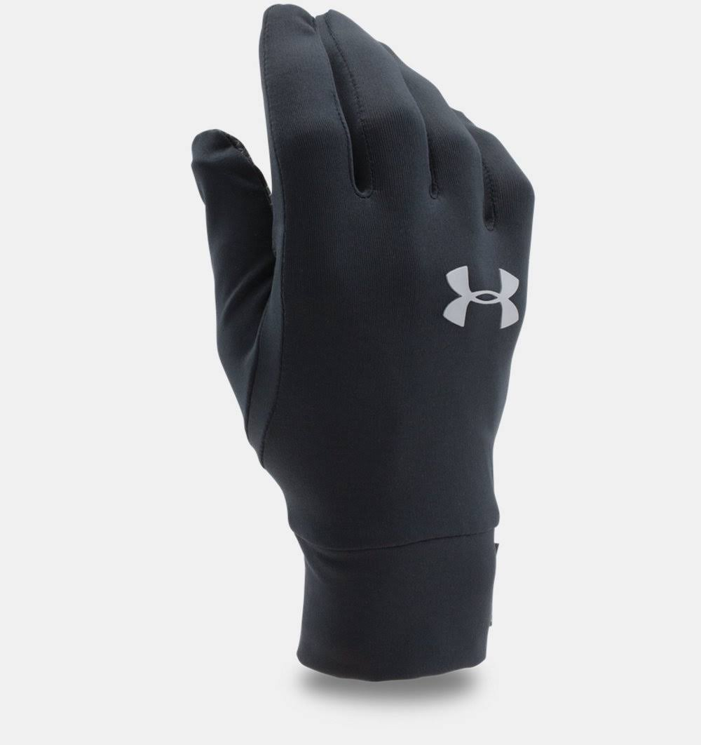 Under Armour Core Liner Gloves - Black, X-Large