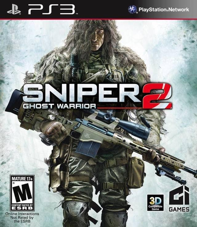Sniper: Ghost Warrior 2 - PlayStation 3