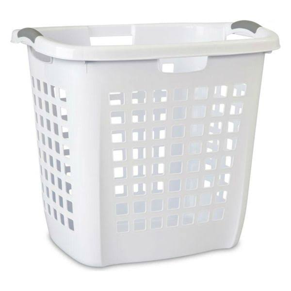 Sterilite Ultra Easy Carry Hamper - White, 19-7/8""