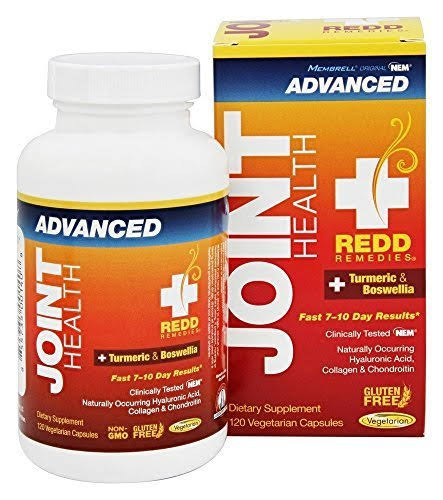 Redd Remedies Joint Health Advanced 120 Capsules