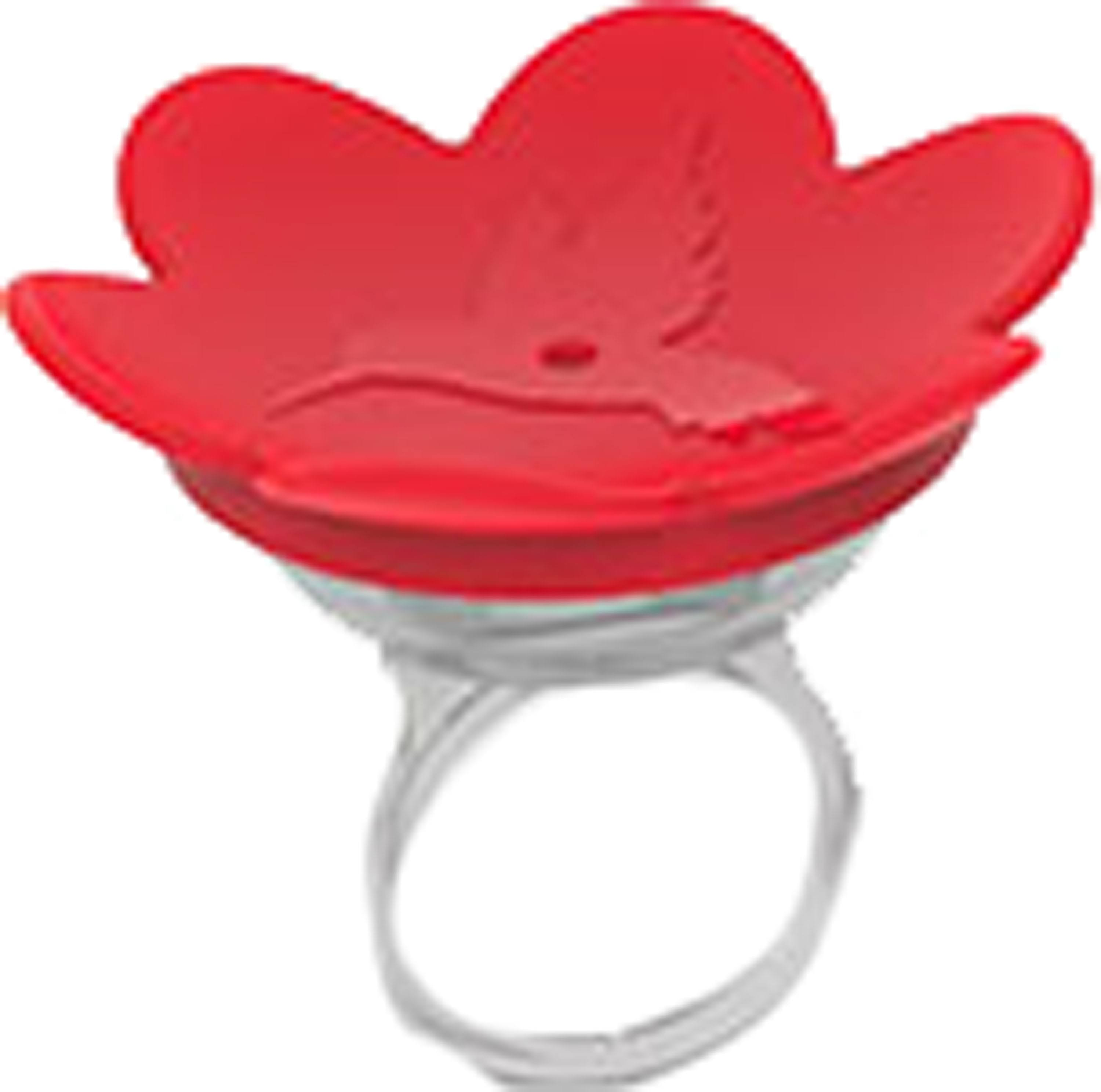 Backyard Essentials Hummer Ring, Red