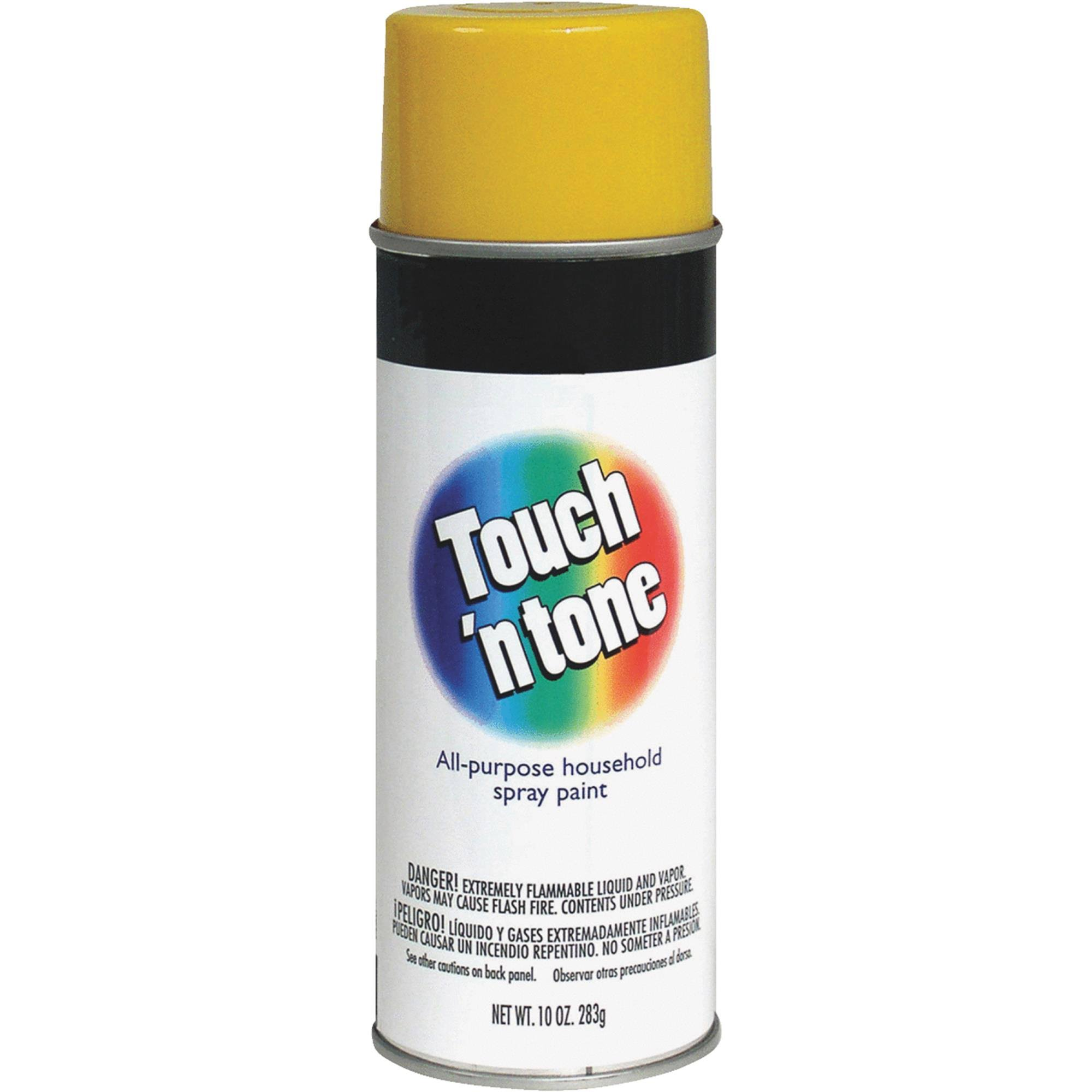 Dap Canary Touch 'N Tone Spray Paint - Yellow