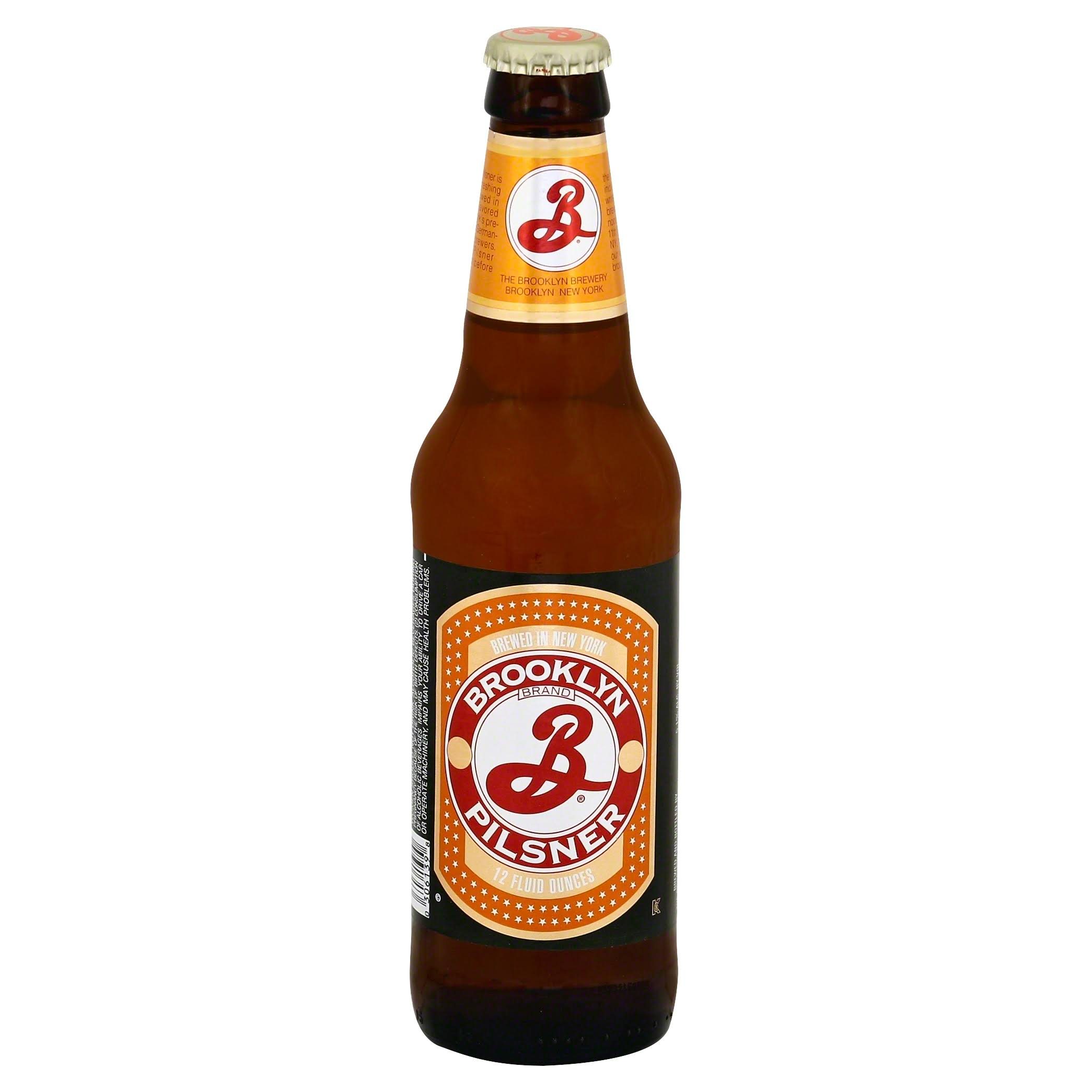Brooklyn Brewery Pilsner, Brooklyn - 12 fl oz