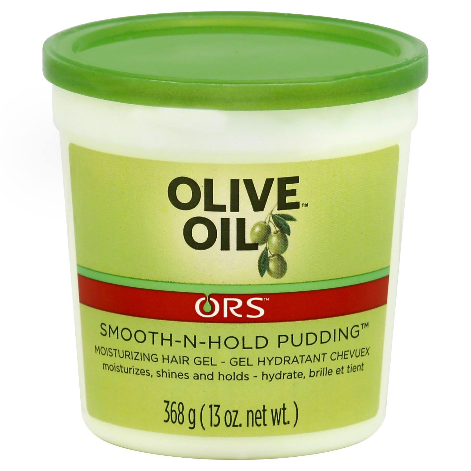 Organic Root Stimulator Olive Oil Smooth N Hold Pudding - 13oz