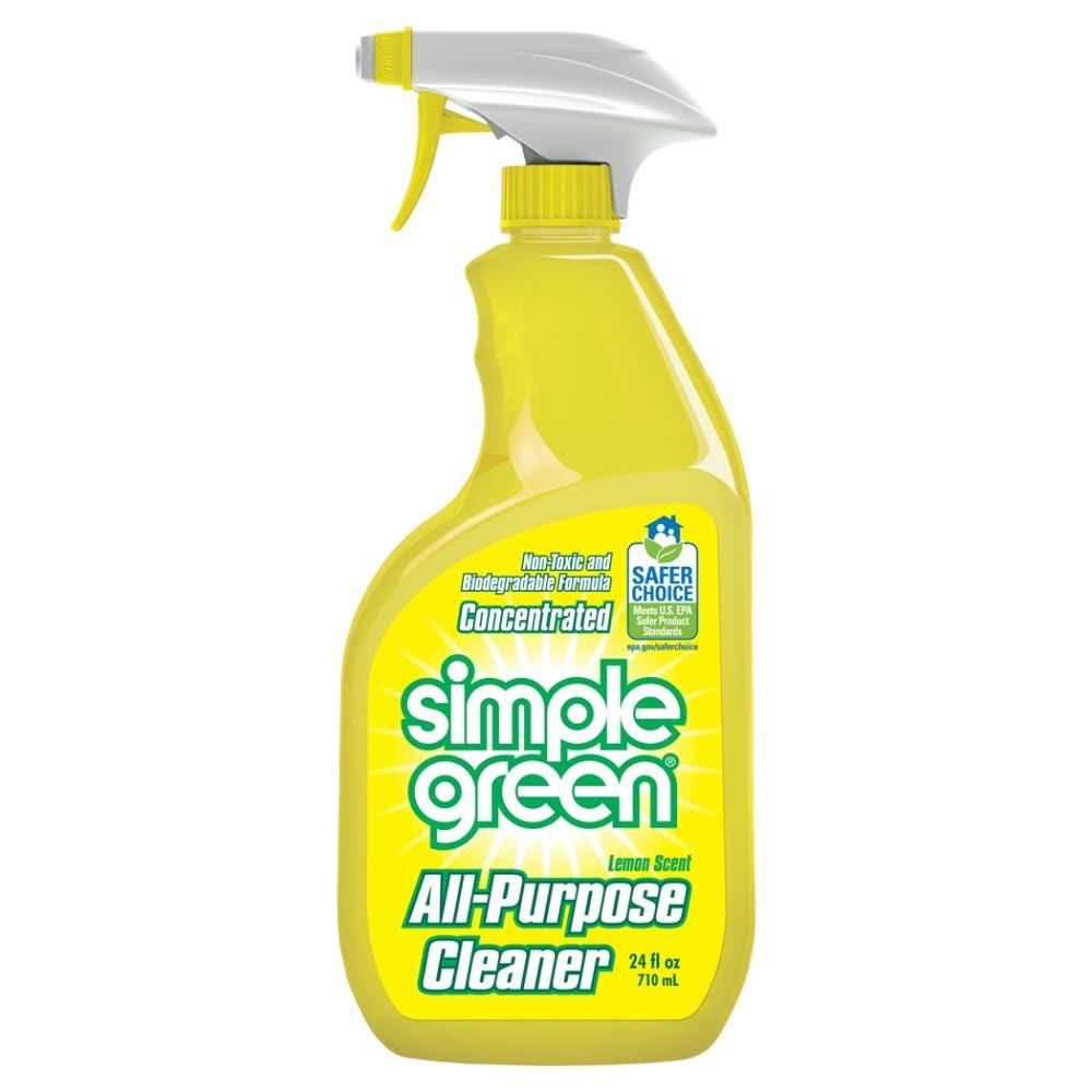 Simple Green All-Purpose Cleaner - Lemon Scent