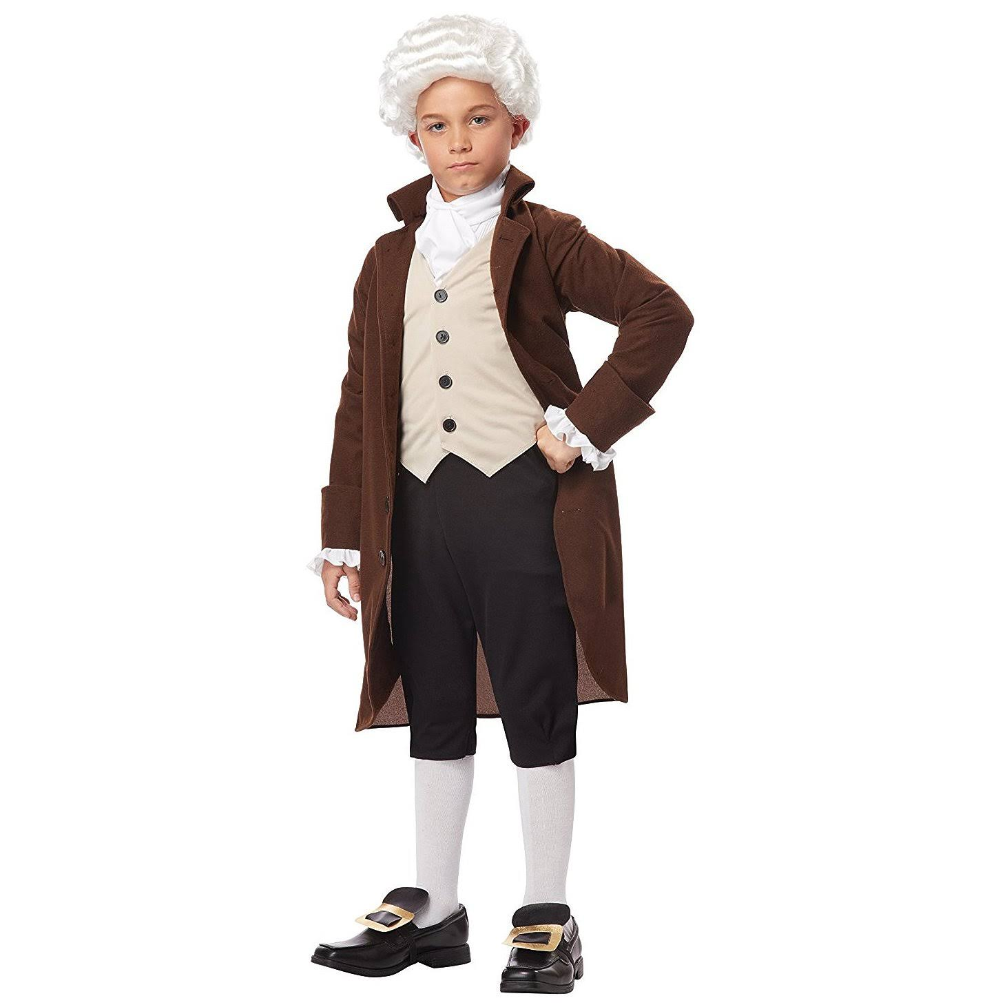 Benjamin Franklin Colonial Child Costume