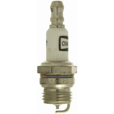 Champion DJ7Y 2-Cycle and 4-Cycle Engines Spark Plug - 13/16in
