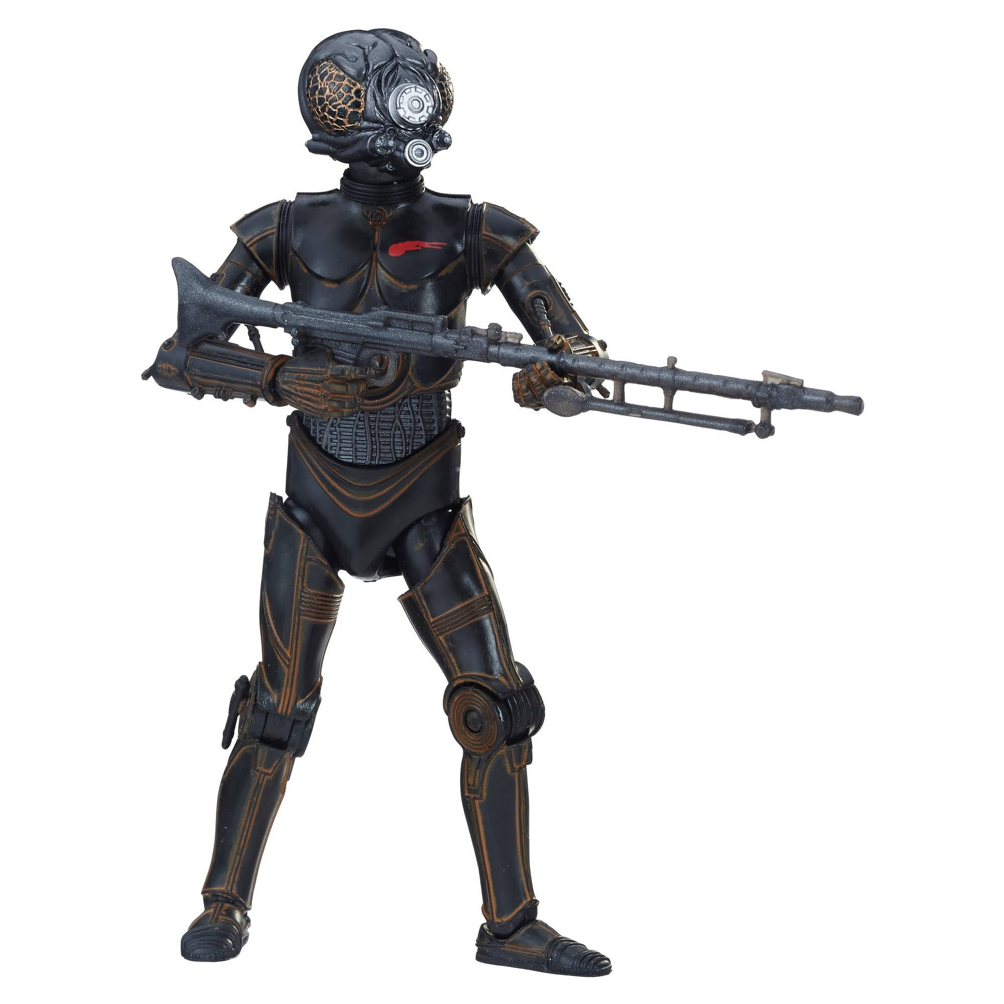 Star Wars The Black Series Wave 17 Action Figure - Bounty Hunter 4-Lom, 6""