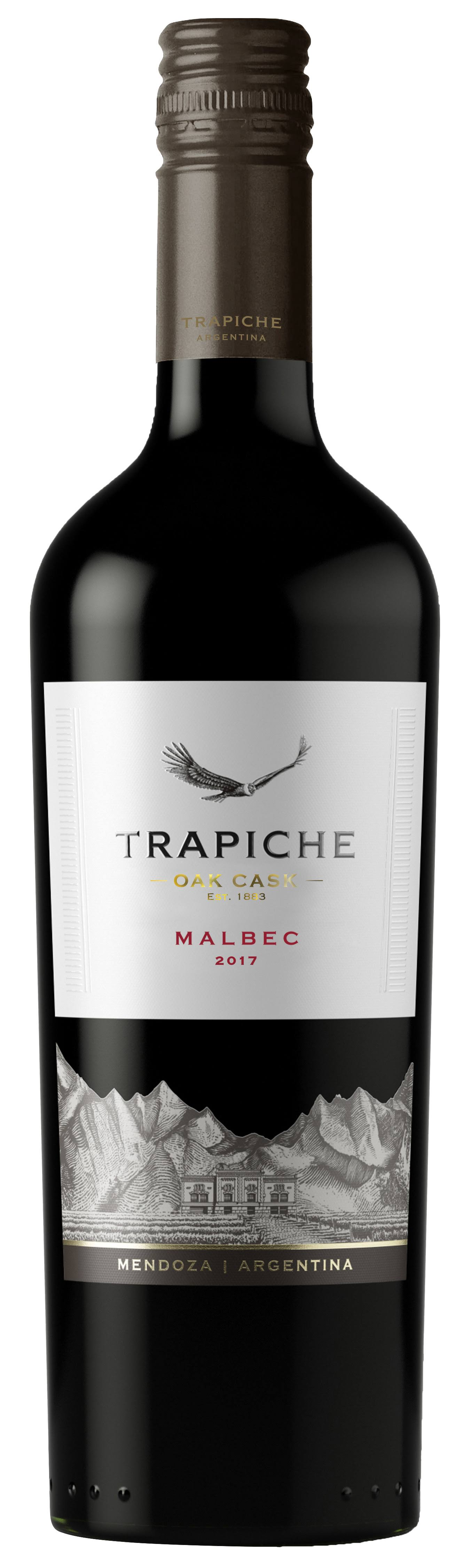 Trapiche Oak Cask Malbec - 750ml