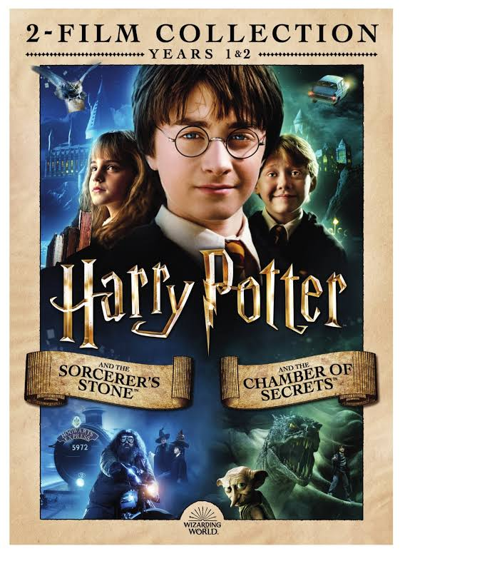 Harry Potter and the Sorcerer's Stone / Harry Potter - DVD