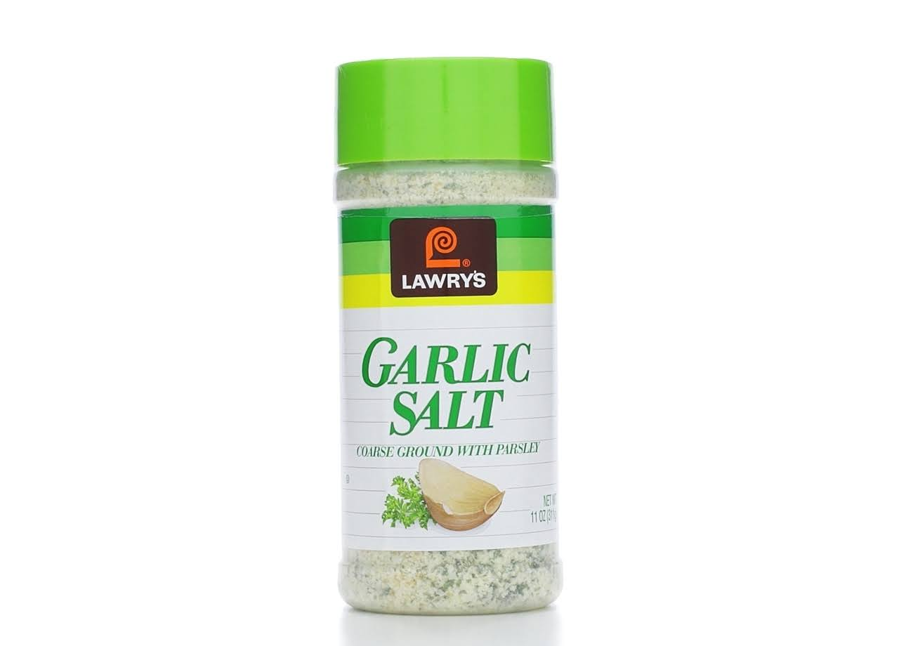 Lawry's Garlic Salt with Parsley - 11oz