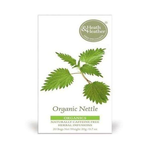 Heath & Heather - Nettle Tea 50 Bags
