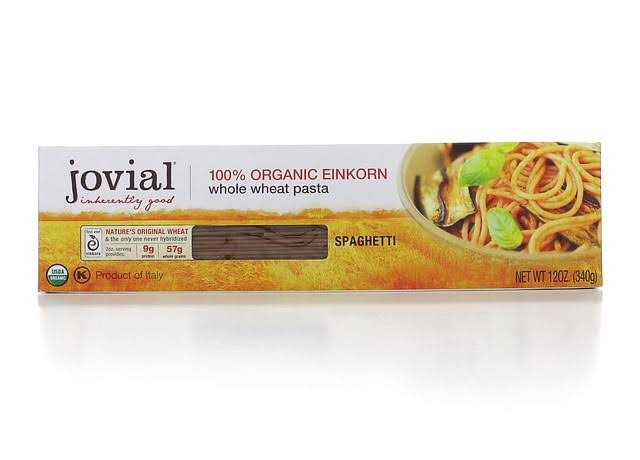 Jovial Organic Whole Grain Einkorn Spaghetti - 12oz