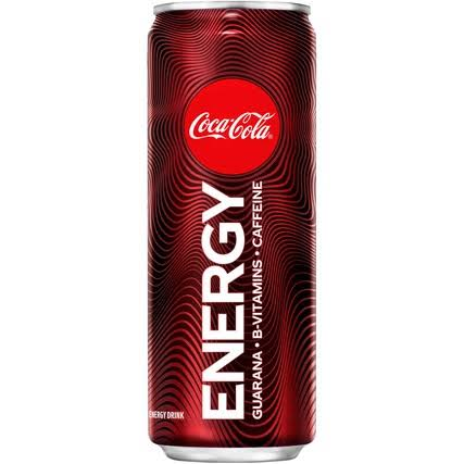 Coca-Cola Energy (12 oz. Can)
