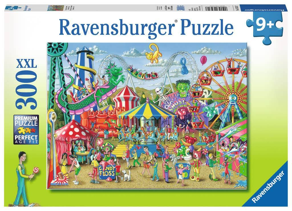 Ravensburger Fun at The Carnival Jigsaw Puzzle - 300pcs