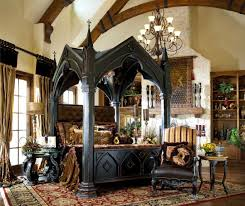 Coal Creek Bedroom Set by Romantic Canopy Bedroom Sets Glamorous Bedroom Design