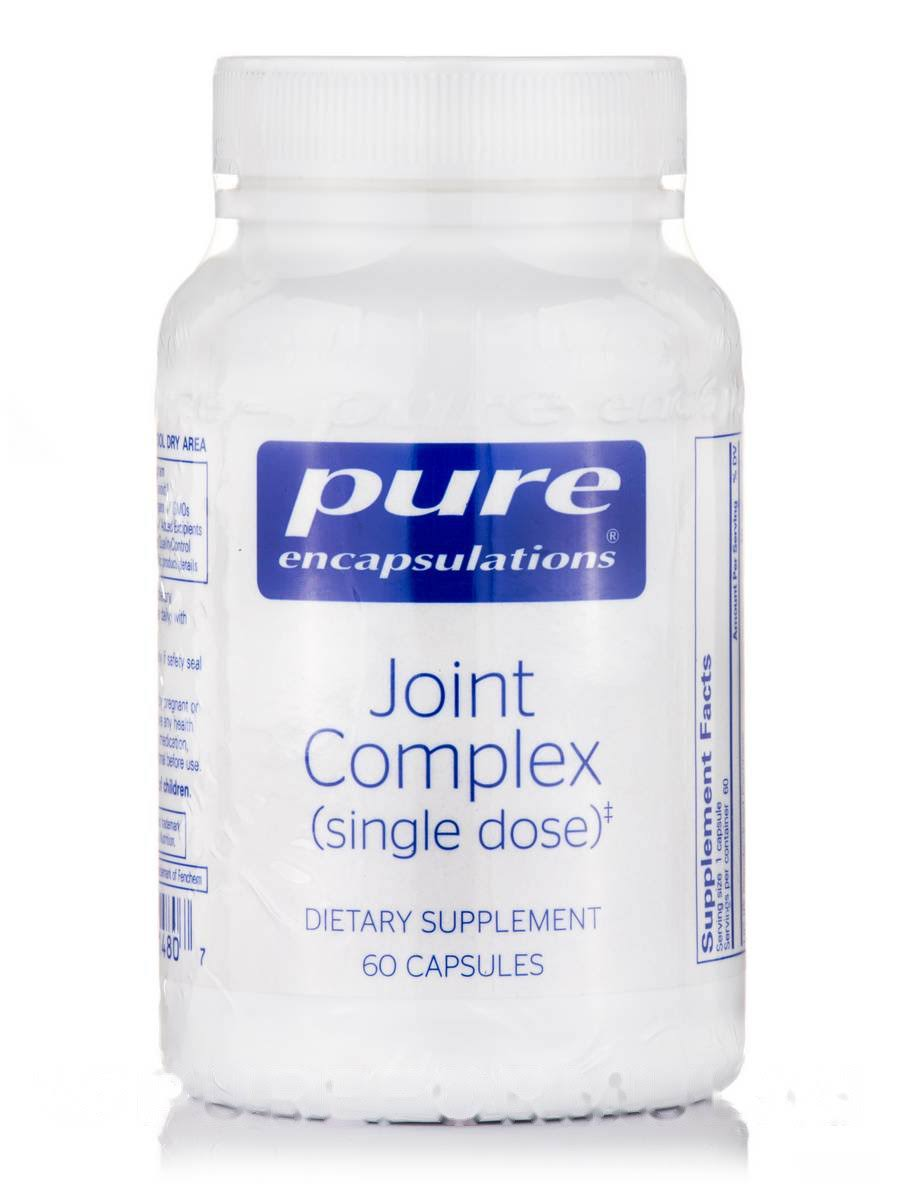 Pure Encapsulations Joint Complex Dietary Supplement - 60 Capsules