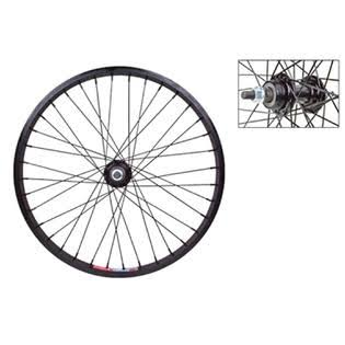 "Wheel Master Rear Wheel - Black, 20""x1.75"", 36H"