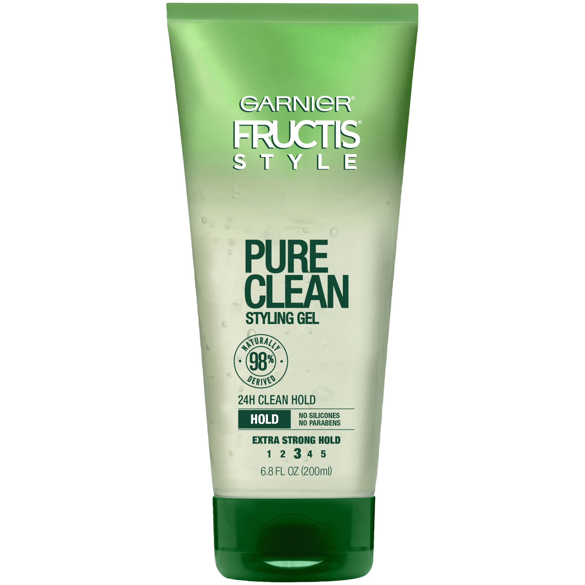 Garnier Fructis Pure Clean Styling Gel - 200ml