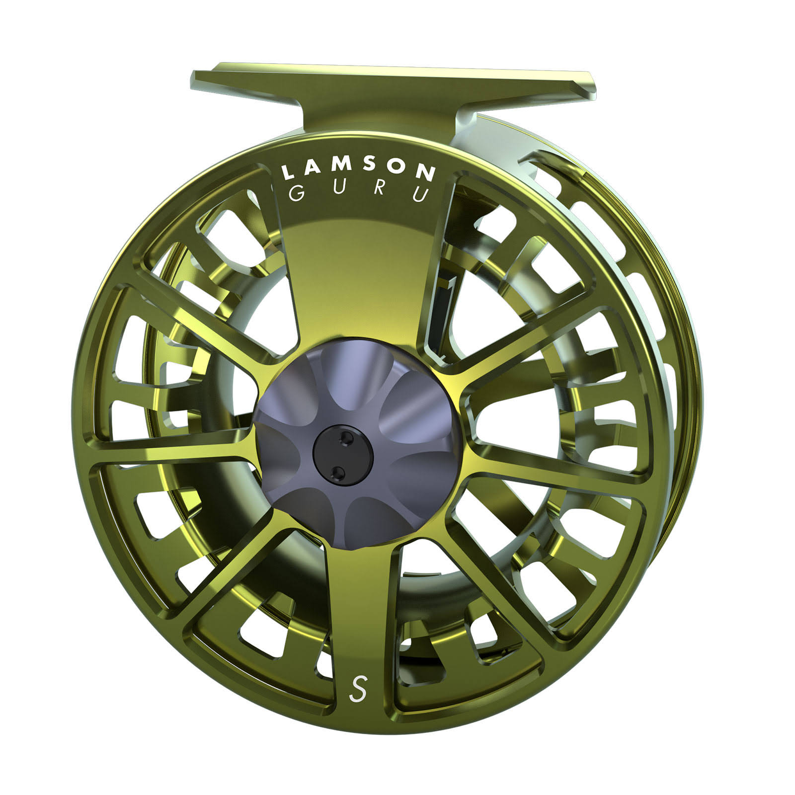 Lamson Guru S-Series -7+ Fly Reel OG