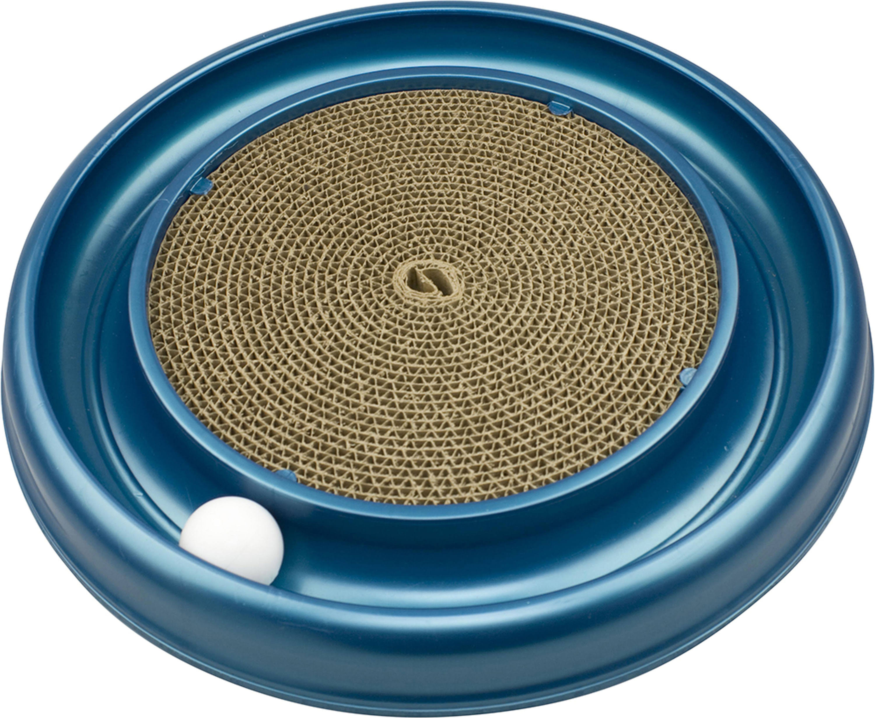 Bergan Turbo Scratcher Cat Toy - Colors May Vary