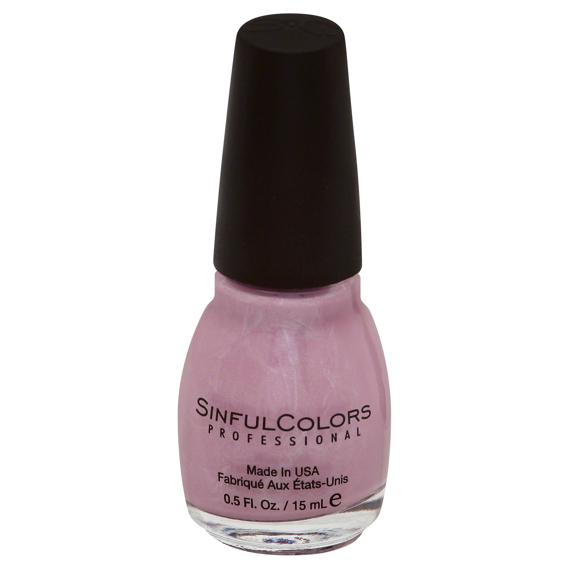 Sinful Colours Professional Nail Polish - Rose Dust, 15ml
