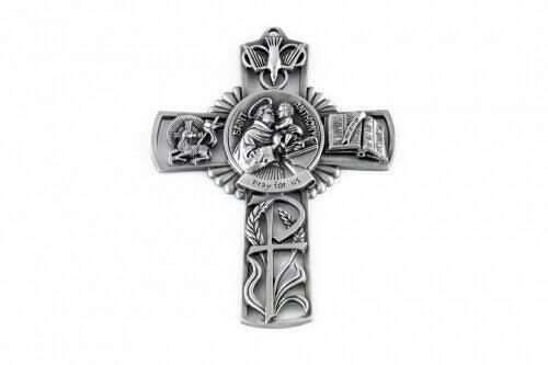 St. Anthony Wall Cross 5