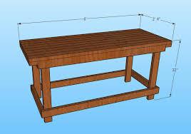diy woodworking bench plans u2013 plans for beginners woodwork junkie