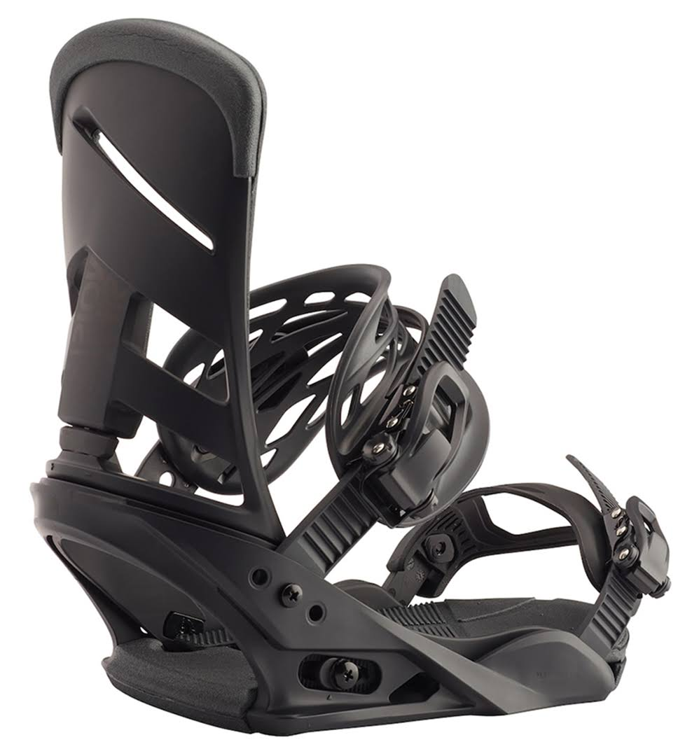 Snowboard Binding Burton Mission Black