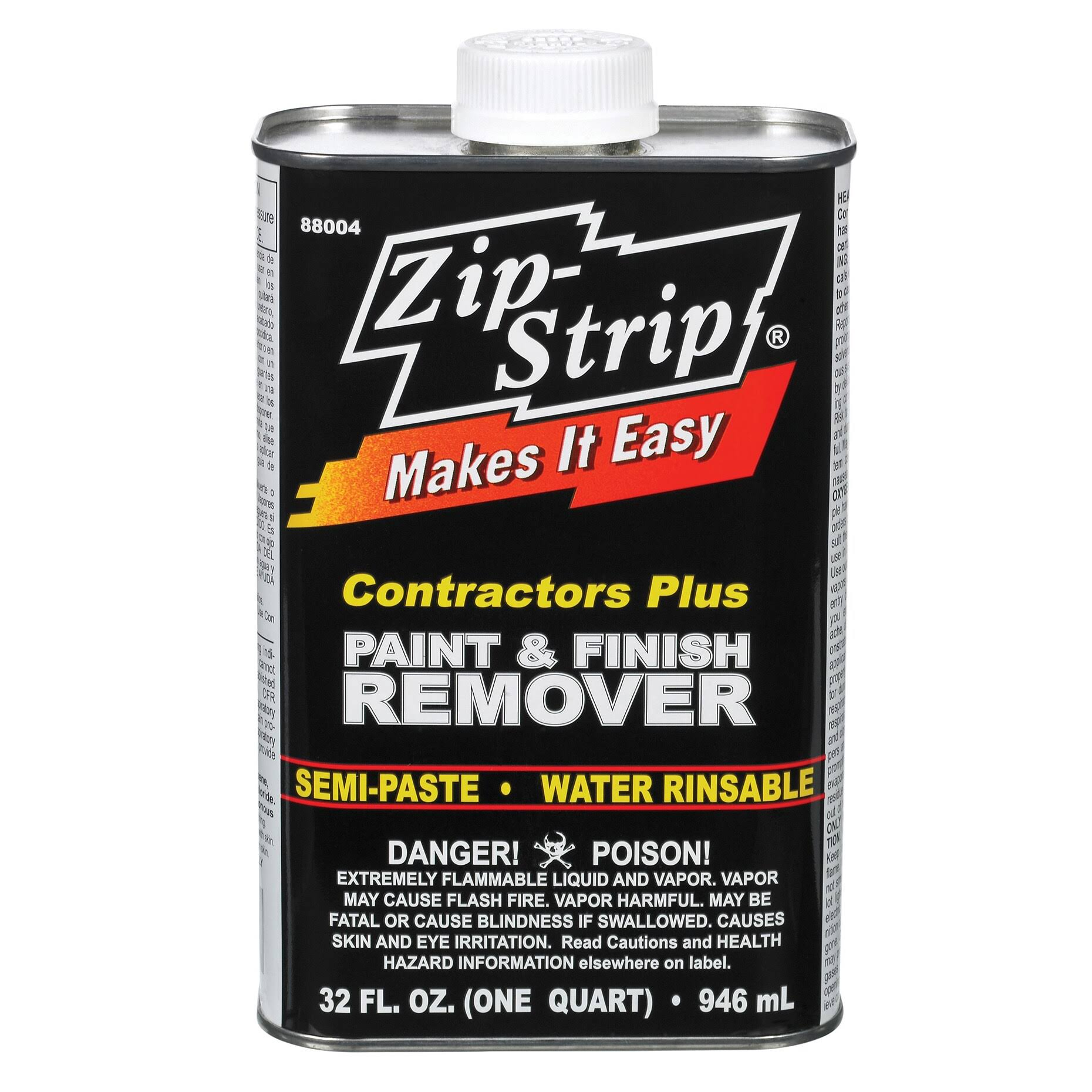 Zip-Strip Paint & Finish Remover - 946ml