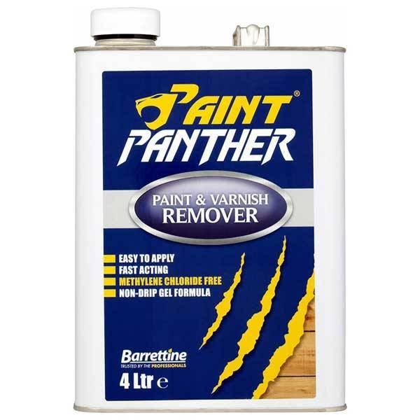 Paint Panther - Paint & Varnish Remover 1L