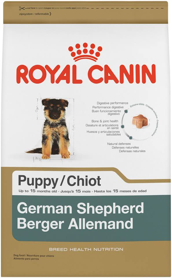 Royal Canin German Shepherd Puppy Dog Food